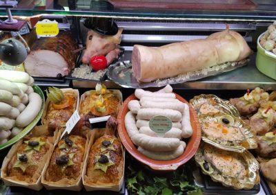 Boucherie traditionnelle en Isère, aux 2 Alpes