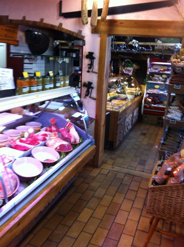 Boucherie, charcuterie et traiteur aux 2 Alpes