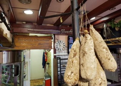 Aux 2 Alpes, en Isère, dégustez de bonnes charcuteries artisanales