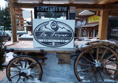 Une entreprise familiale située aux 2 Alpes, en Isère