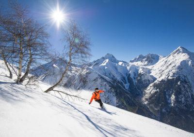 ©Yohan PESIN - Office du Tourisme des 2 Alpes